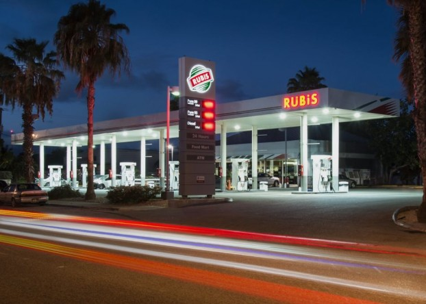 Walkers Road Gas Station - Rubis Cayman